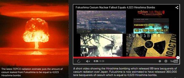 あなたは知っていたか? 世界は福島事故を騒いだが日本では騒がなかった事実の背景を!!      WEBライター募集中(セカンドインカムに挑戦)