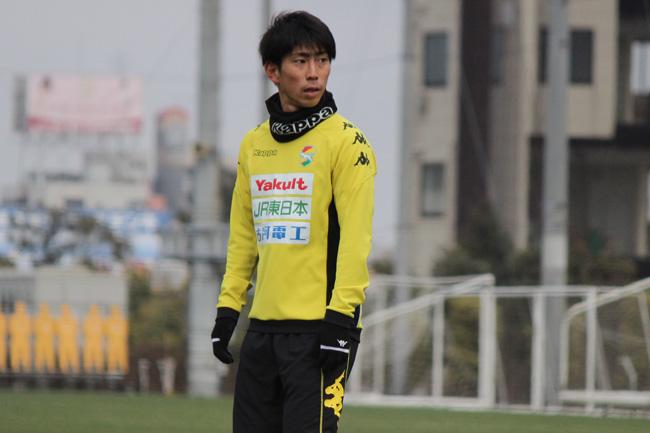 茶島雄介選手「いつもどおりできればいい」