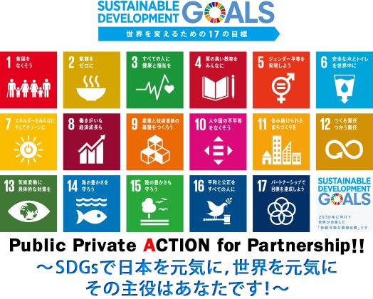 SDGsを今年こそ自分事にする