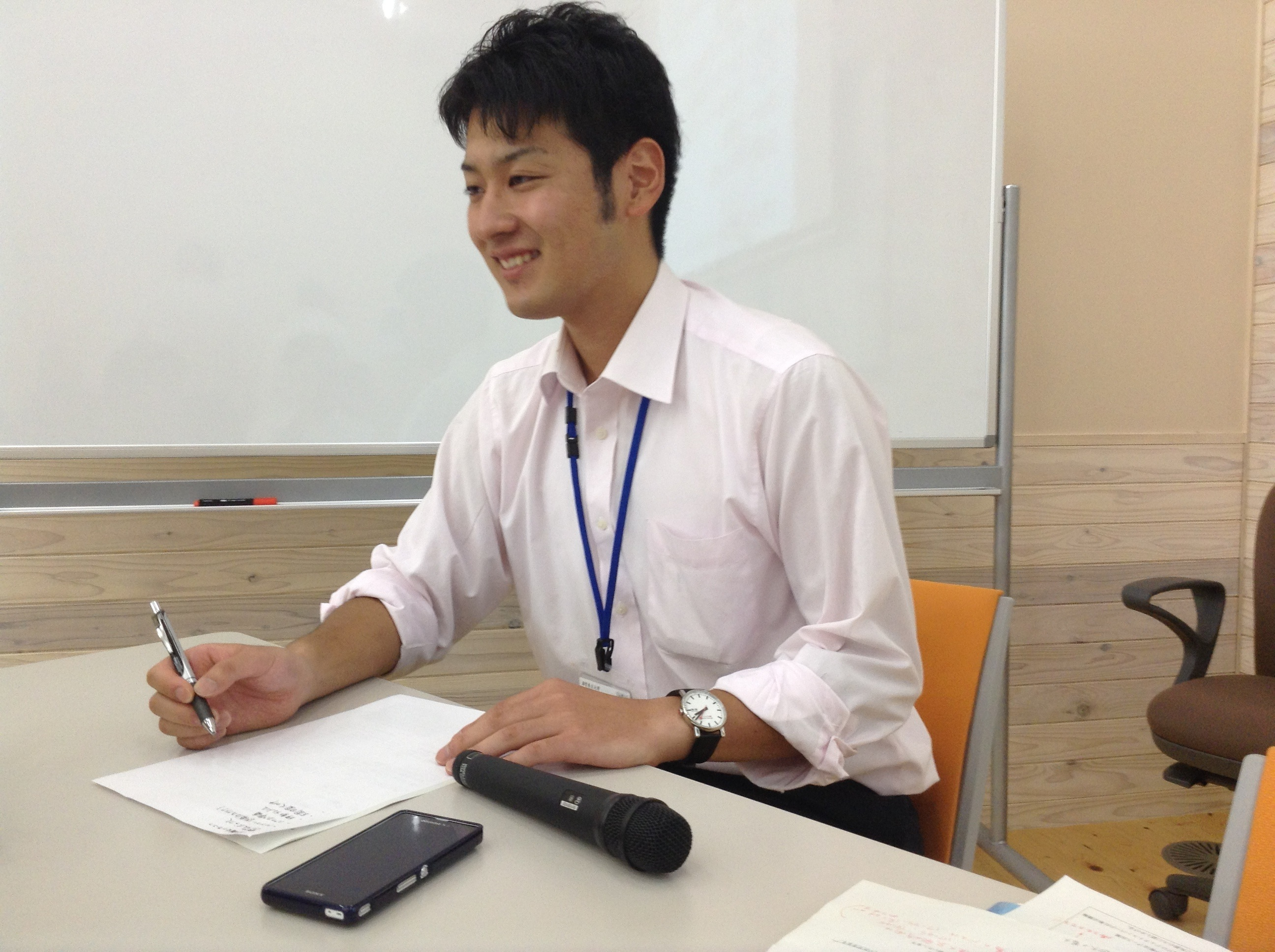滋賀県立大学 日本酒サミット実行委員長 河野将之インタビュー(前編)