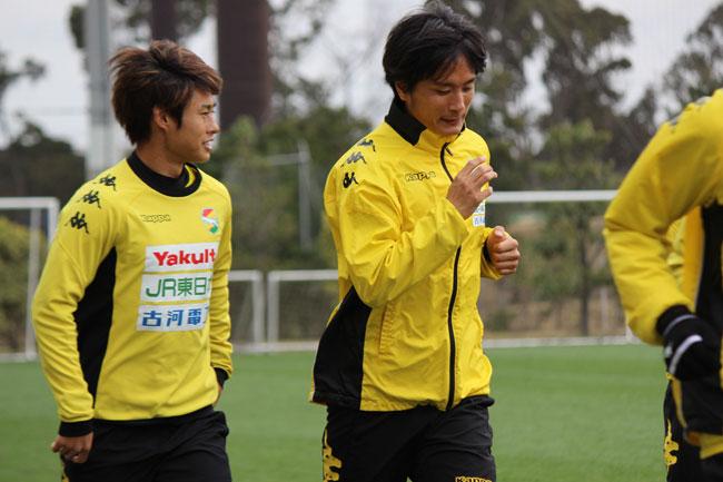 小島秀仁選手「まずは1勝できるように何が何でも勝ちたい」