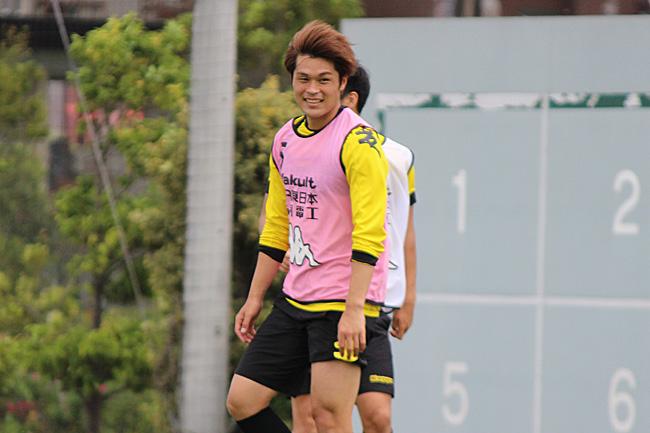 為田大貴選手「もちろんチームが勝つことが一番ですけど、自分にしかできないプレーをやれるようにしたい」