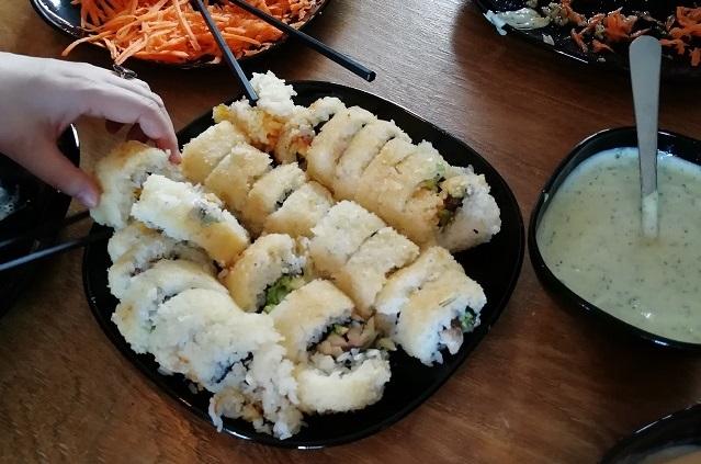 !!これはヤバい! 正統派でないけど正統派のメキシコ寿司