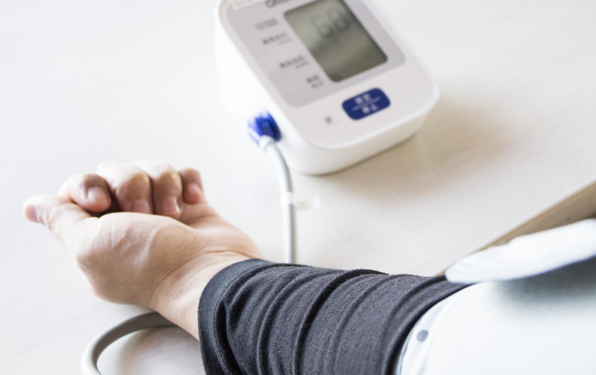 麻痺側で血圧測定をしてはいけないのか?