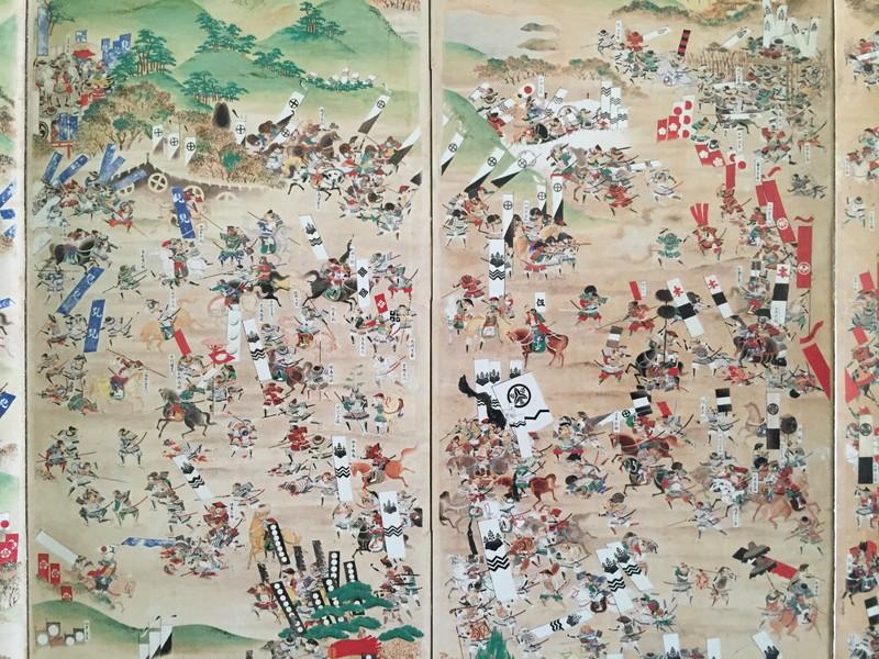 驚き!関ケ原の合戦の真実・・・陸軍参謀本部がねつ造した真っ赤な嘘だった!!!