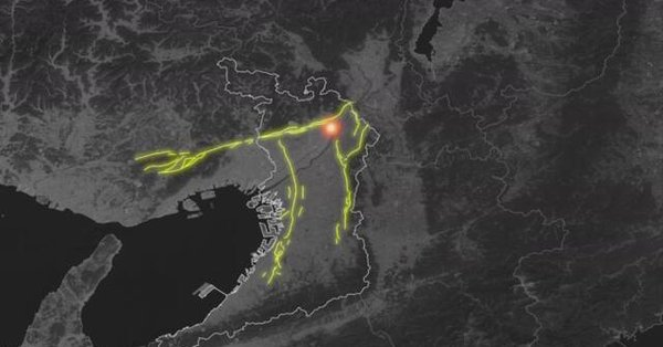 地震発生後 周辺活断層に新たにひずみか  NHK