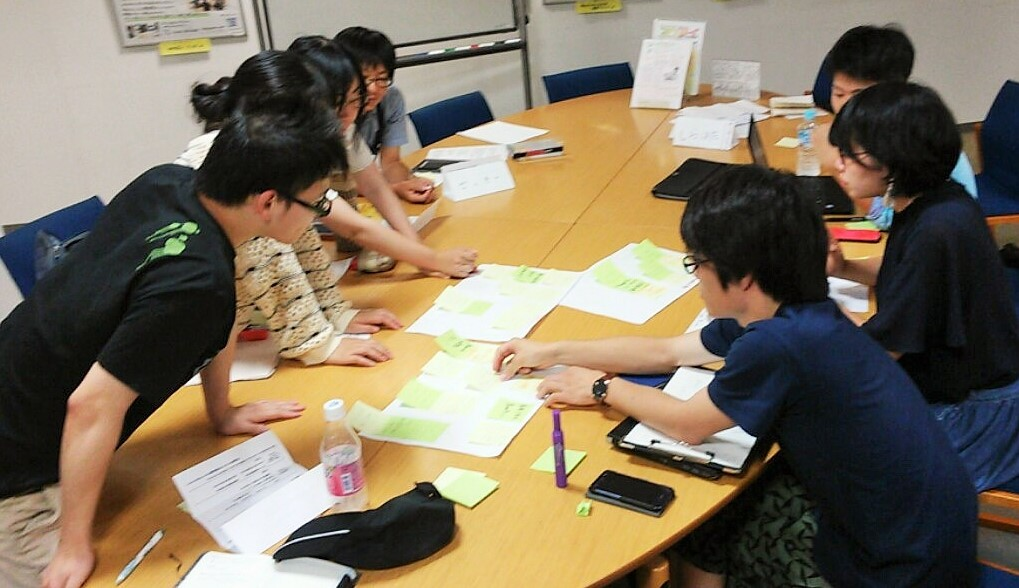 第6回 岡山高校生ボランティア・アワード【大学生&ユースによる交流会企画】