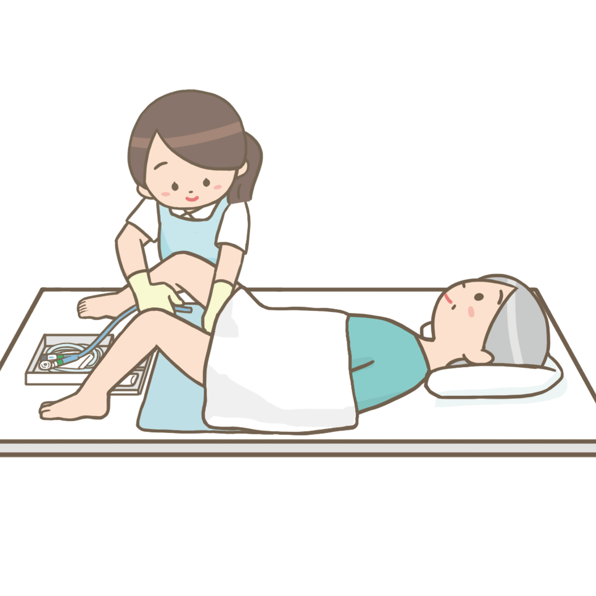 尿道カテーテル留置患者における尿路感染症を看護介入でどう防ぐか