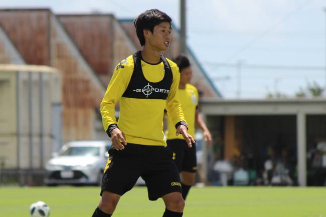 町田也真人選手「今年はゴールも少ないので、また試合に出られるようになれば結果を残したいというのがあります」