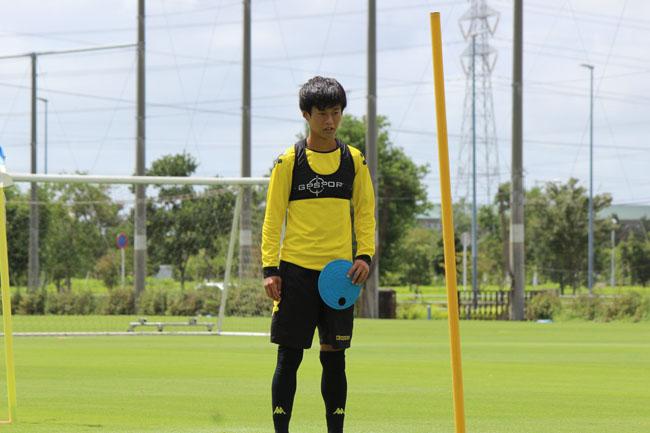 町田也真人選手「個人的には上下の運動量を多くして、スタメンであるならば行けるところまで、途中出場ならばその時の状況に合わせてプレーを選択できればいい」
