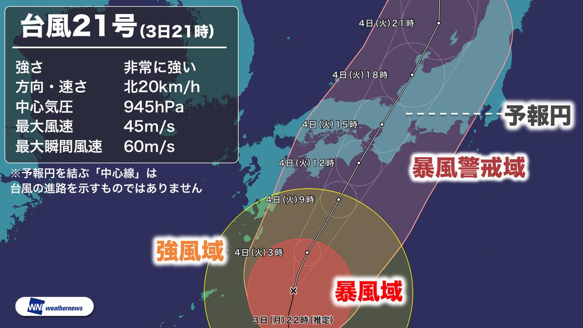 明日の台風は地球上で発生した台風の中で最大級のカテゴリー5。このまま何もしなかったら、日本国民は死ぬ人がまたでます!