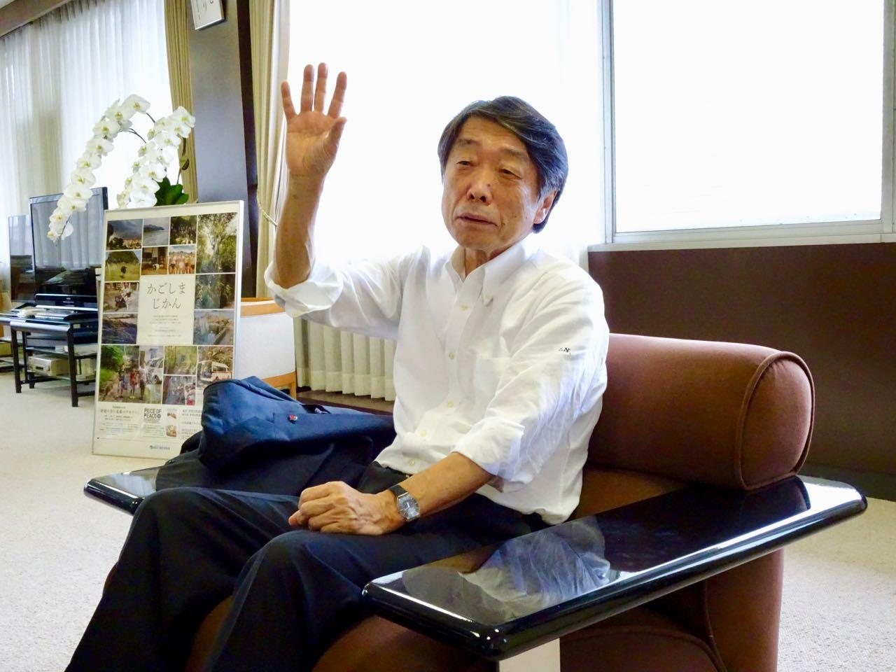 MBC南日本放送・中村会長はコピーライター。「公共性でメシを食う」の意味は?