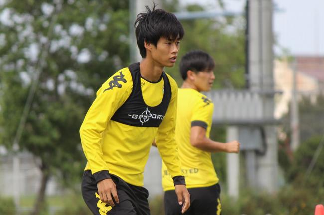 町田也真人選手「きっかけが欲しかったので、そのきっかけとなった試合になれるように、次が大事かなと思います」
