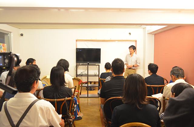 面白い人と出会い、新しい社会へ/「文京区でまってる!」今川智広さんに聞く