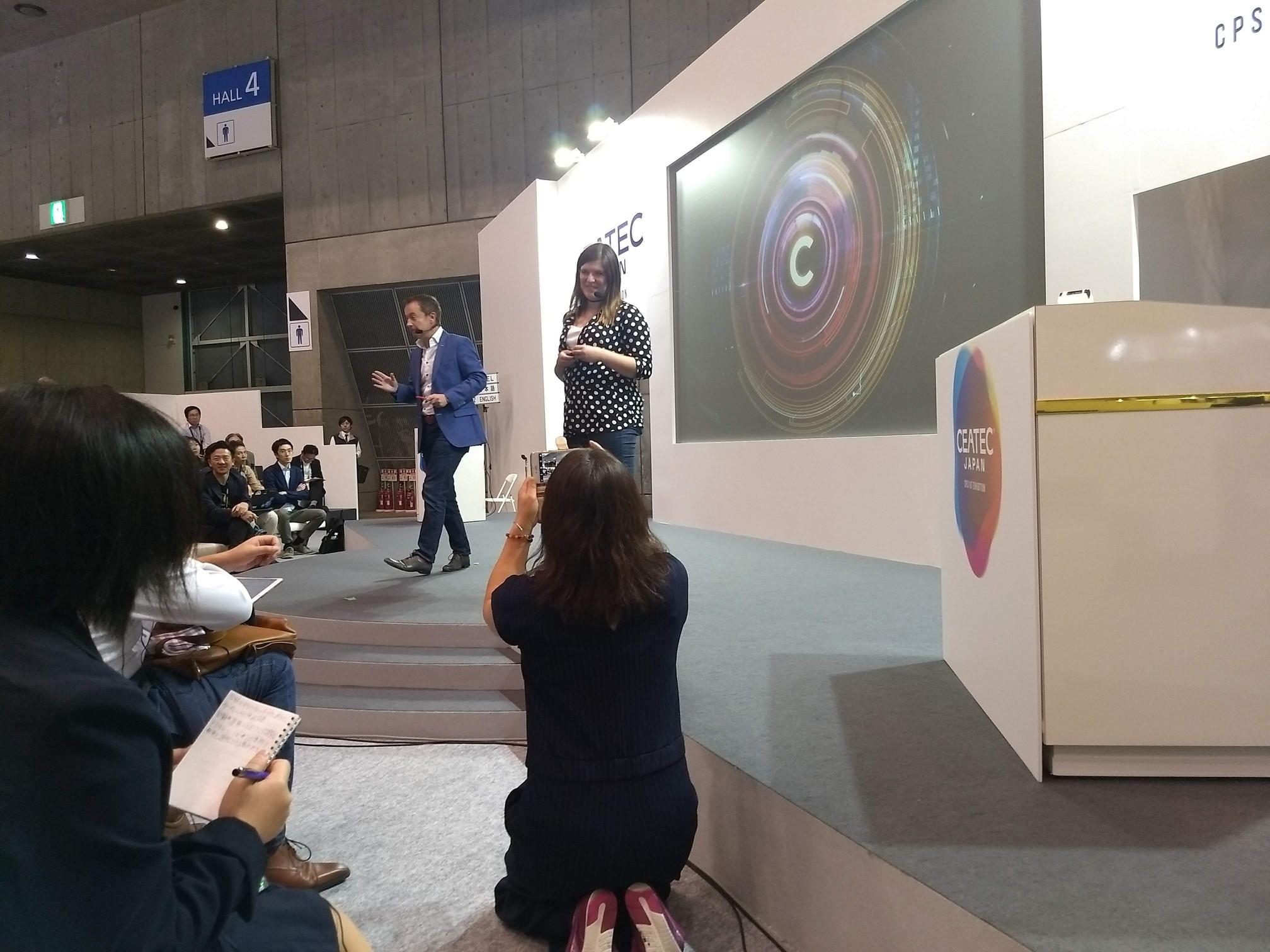CEATEC JAPANセッションからピックアップ〜関根禎嘉連載・メディアイベント右往左往《第21回》〜