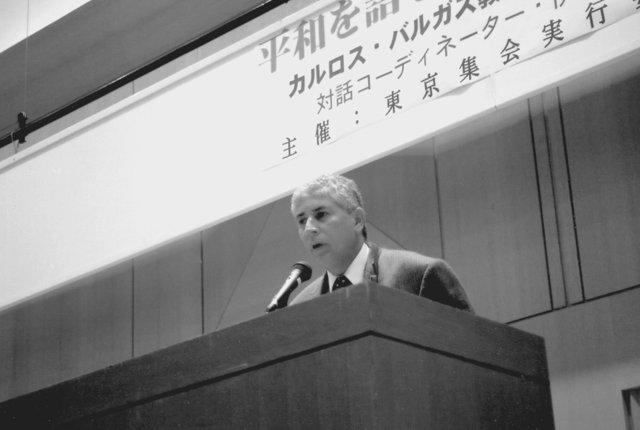 コスタリカ大学教授が改憲危機に緊急来日【講演抄録】
