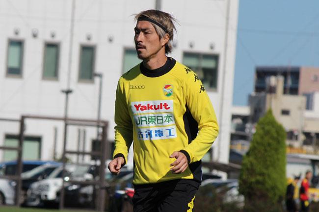 船山貴之選手「本当にジェフらしいサッカーっていうか、こういうサッカーだぞっていうのをね、最後に見せられたらいい」
