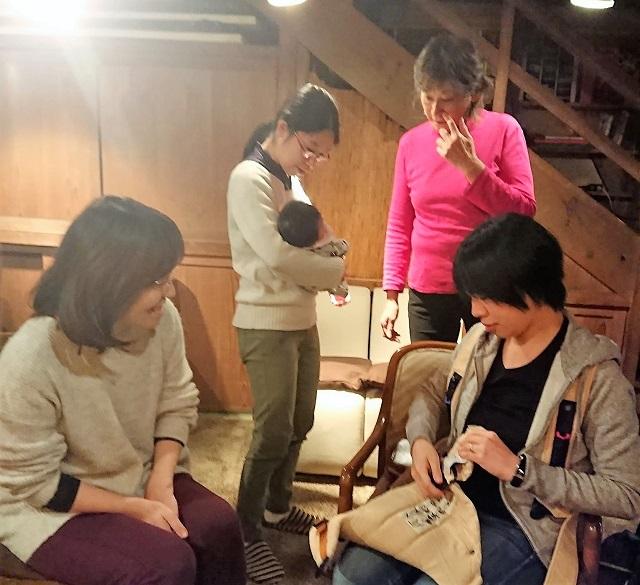 【Ibasho(居場所)にはI(愛)がある】/千駄木の谷根千記憶の蔵で「ながやがや!」スタート