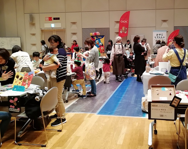 【イベント報告】子育てママの応援拠点をあちこちに!3区合同のママフェス「ほっこり~のパーティー」開催