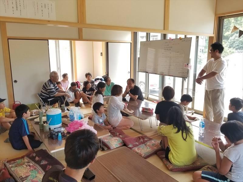 【生き×活きキッズツアーin広島4日目 民泊&醤油工場と絶景】