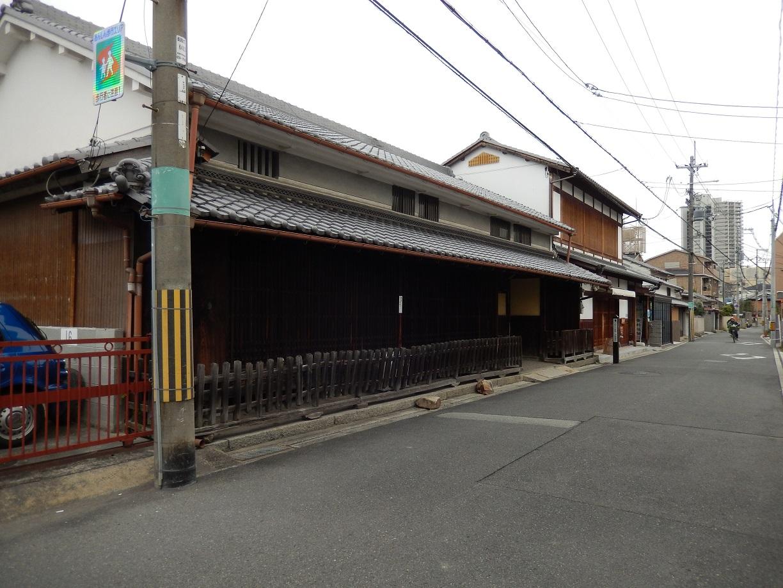 戊辰研・大阪集会、「高槻探訪」