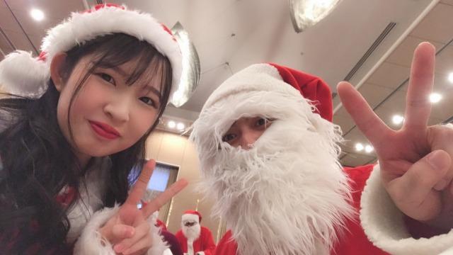 サンタさん、気をつけて!