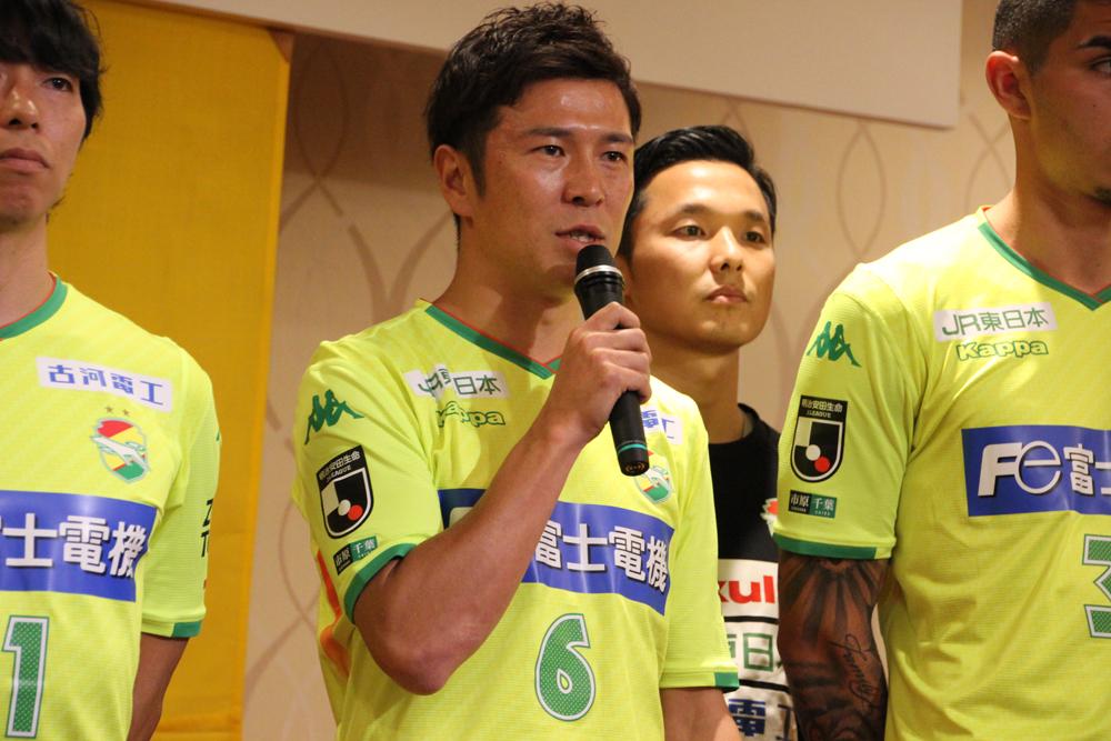 田坂祐介「しっかりこのチームのやり方に自分がアジャストしていけるように」