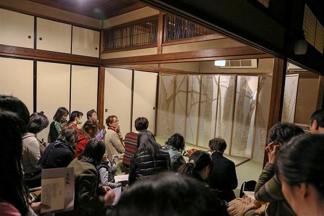 江戸時代から繋ぐ糸操り人形と写し絵/平井航さんによる糸操り人形と写し絵の公演「黒髪/夢十夜 第一夜」