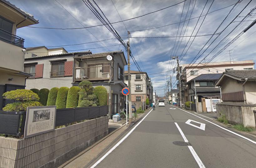 横浜の小さな村で起きた大きな事件