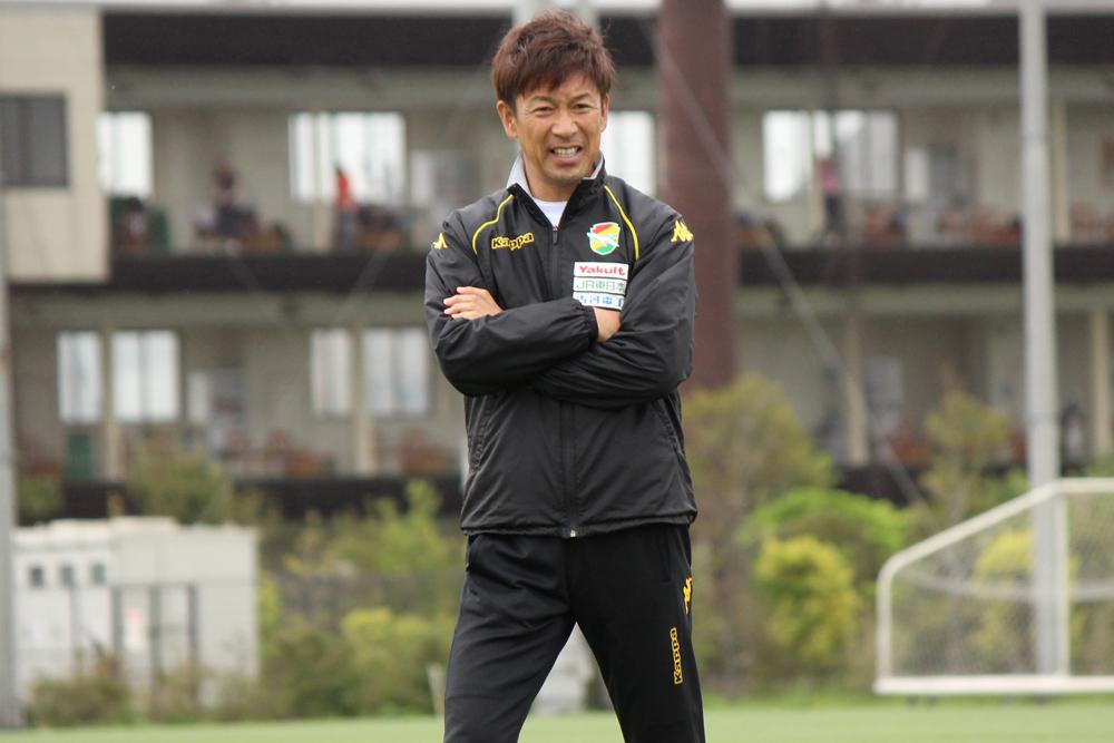 江尻篤彦監督「調子のいい選手を使ってあげるというのは我々の中での鉄則な部分もある」