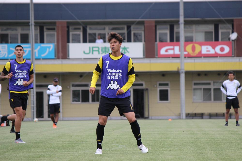 鳥海晃司選手「90分続けてプレーできるようになっていかないといけない」