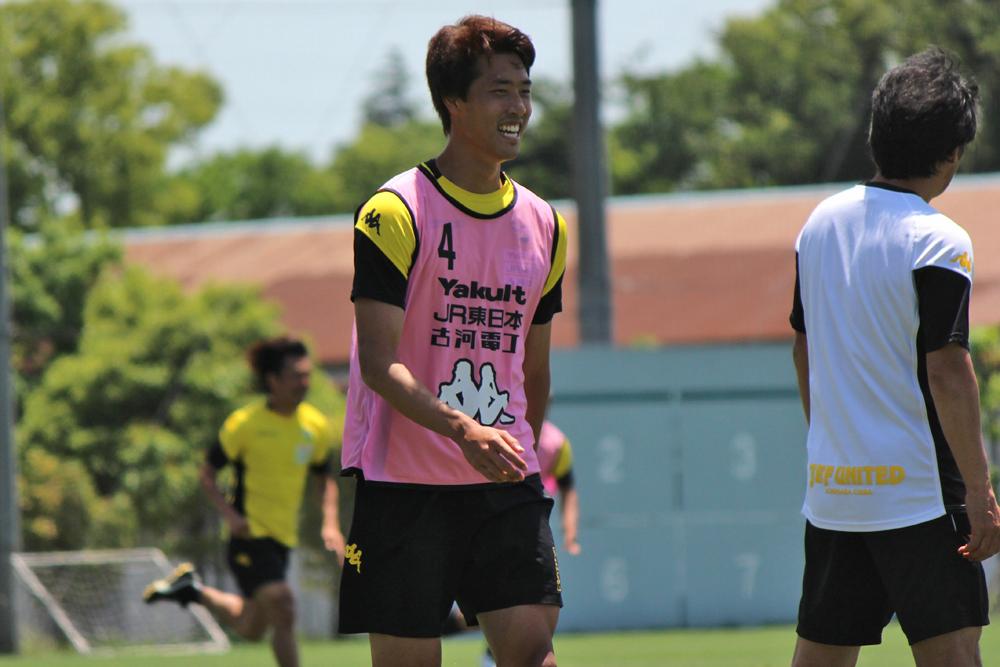 新井一耀選手「自分の技術もそうだし、そういうところでもまだまだ磨いていかないといけないところがある。そこを真摯に受けて止めてやっていくしかない」