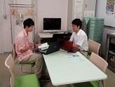 中央区日本橋小伝馬町十思スクエア協働センターで手ほどきを受けました