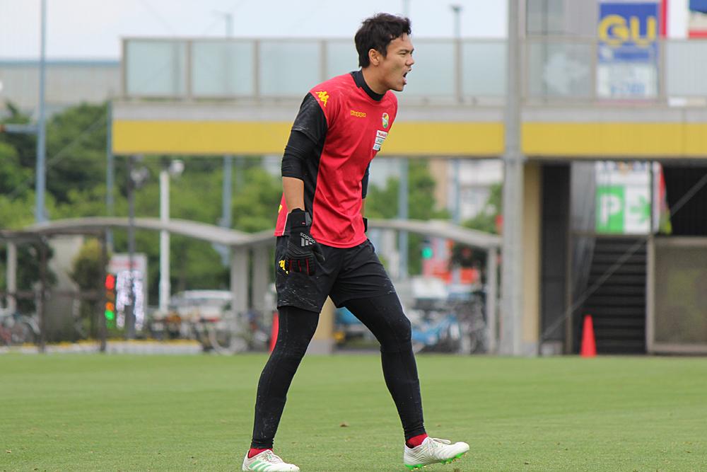 鈴木椋大選手「前回(第16節)はホームでやられているので、皆さんが喜んでくれるようなゲームができればなと思います」
