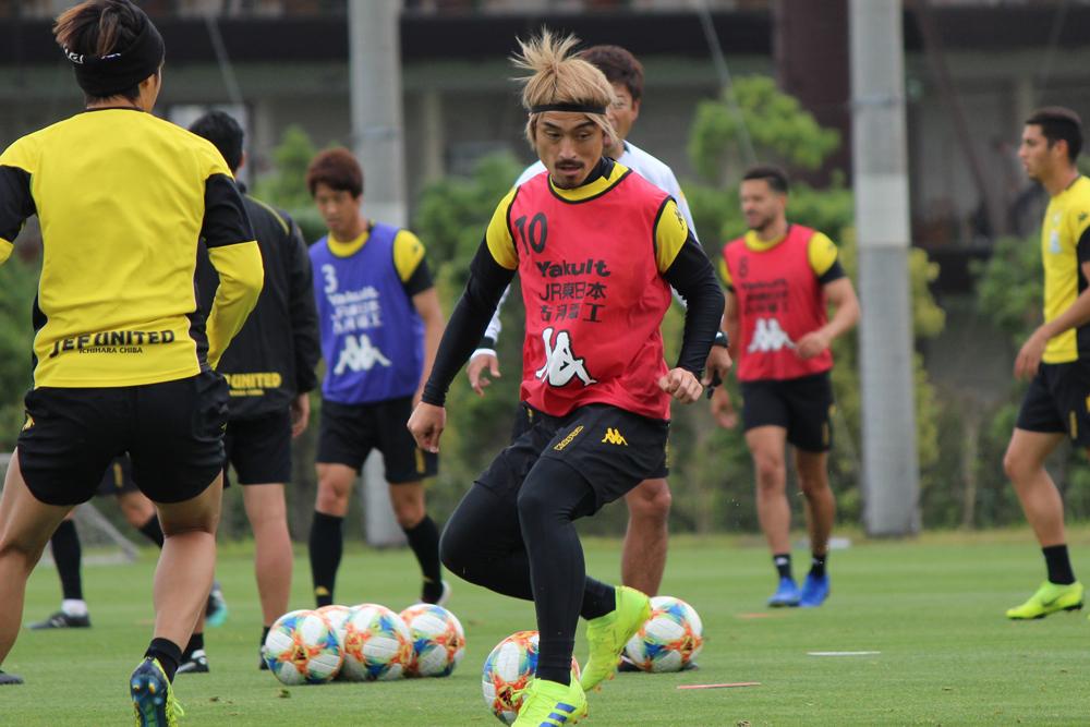 船山貴之選手「みんなが動かないとボールも回らないと思うので、もっとそういう意識が必要なのかなと思います」