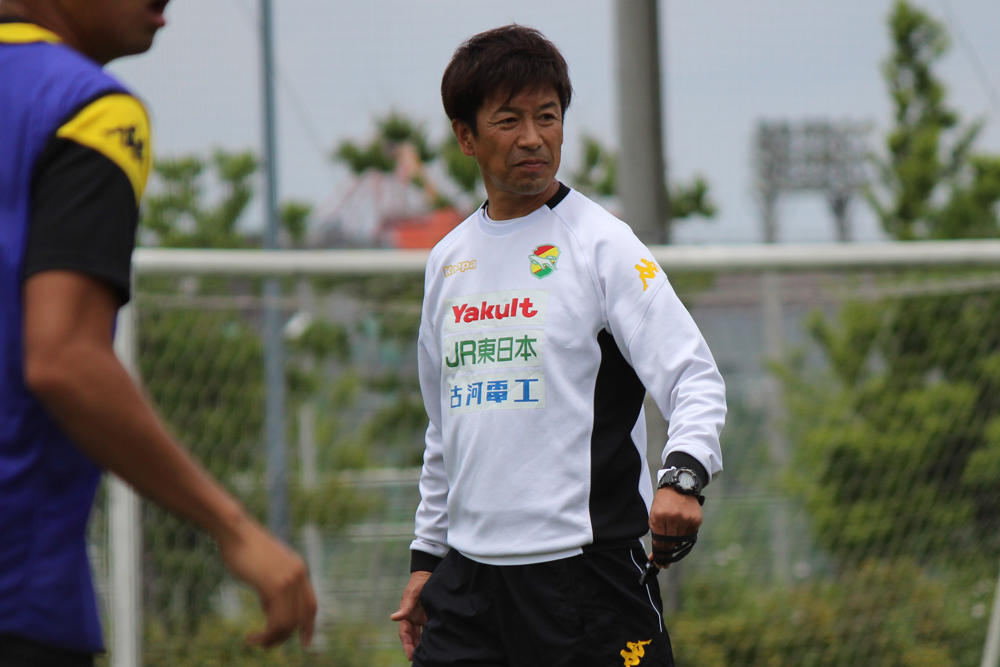 【直前レポート】江尻篤彦監督「うちもチームの状況が良いわけではないので、しっかりとしたゲームをやらなければいけないということはお互いに変わらない」