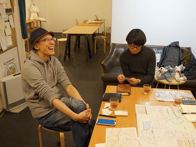 人と地域をつなぐ拠点、全国の地域とつながるコミュニティスペース「我楽田工房」