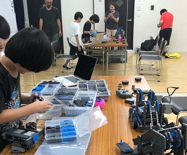 ロボット作りでプログラミングも科学技術もリーダーシップも/谷中テックアカデミー