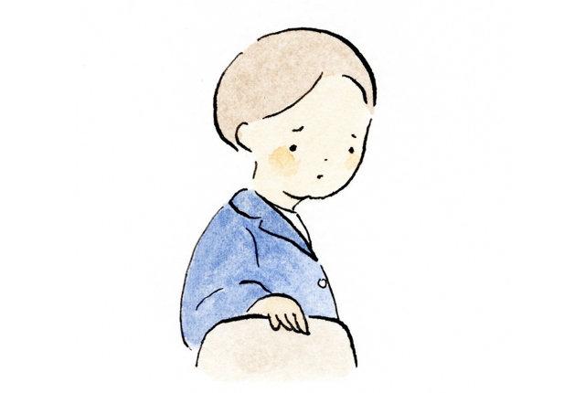 ひといちばい敏感な息子、入園式当日から早くも試された母の決意