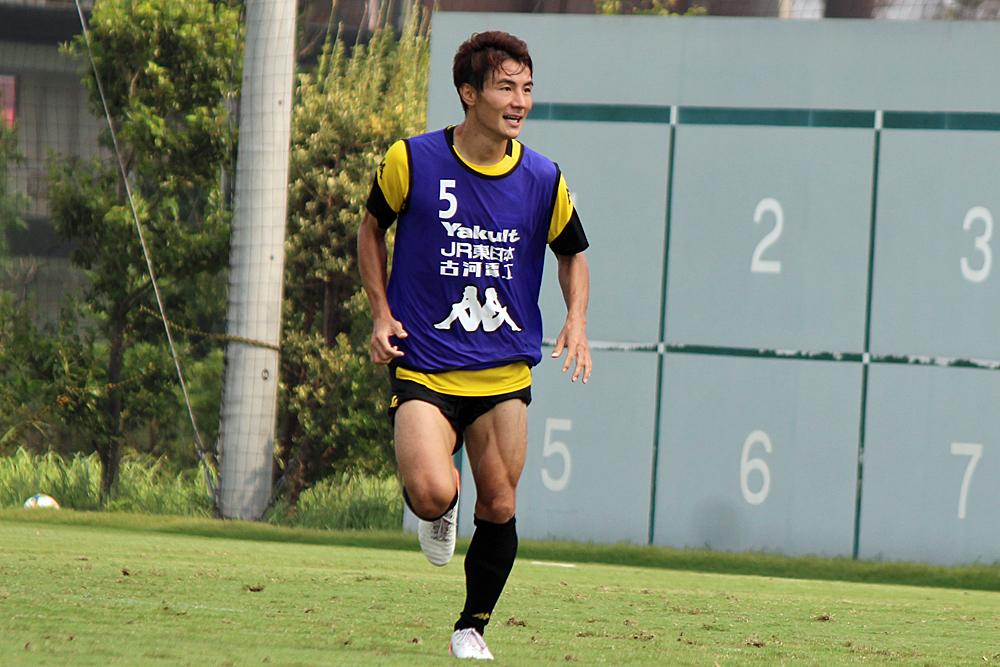 米倉恒貴選手「次の試合はもうトーナメントのつもりでやっていくしかない。その1試合にどれだけみんなが懸けられるかだと思う」