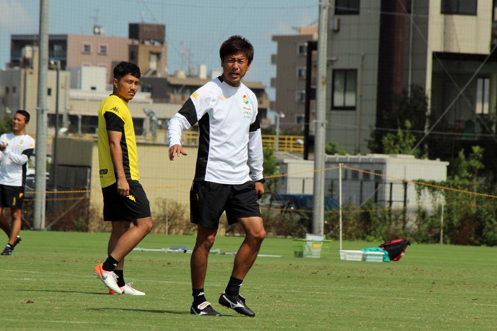 【徳島戦直前レポート】江尻篤彦監督「もう一度トレーニングの質と量を上げて、自立というものを促していかなければならない」