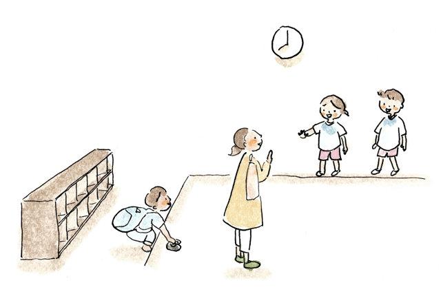 「幼稚園に行きたくない」。朝の涙からわかった安心へのコツ