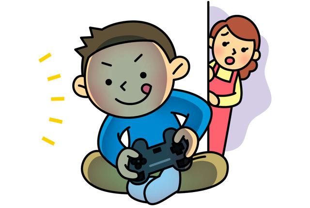 ゲームばっかりの子ども、親が考えるべきこととは