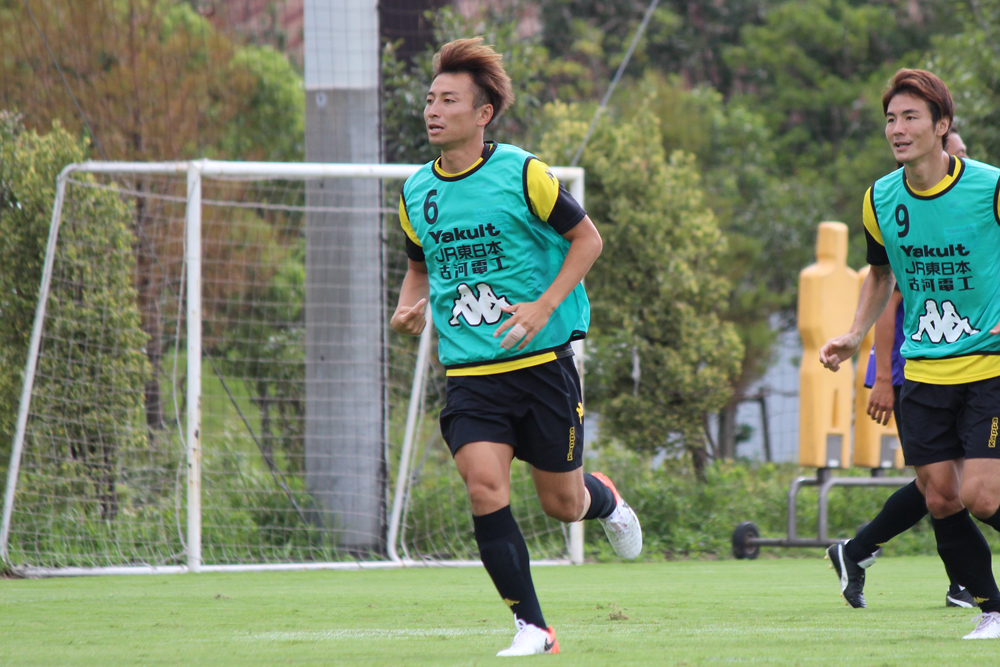 矢田旭選手「みんなが常にアンテナを張りながらやっていかないといけない」