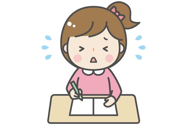 わが子の勉強の遅れが気になるときの親の心構え