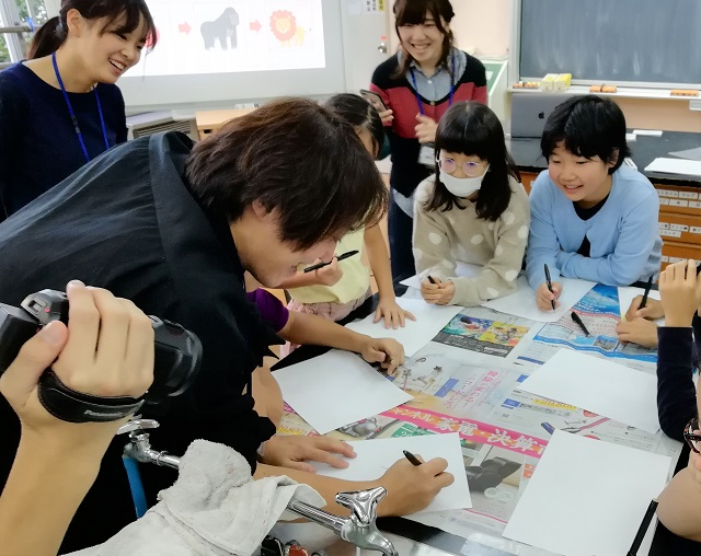 千駄木の未来を子どもたちが映像で表現/小学生から高校生へ、NPOアフタースクールが企画