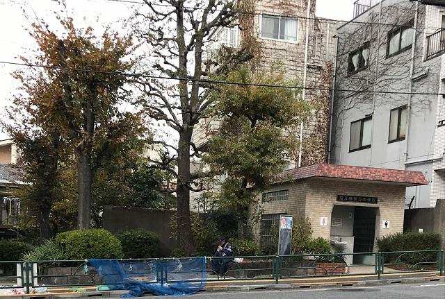 文京区の公衆便所巡りをしてみた/「猫又橋際」?不思議な建物からスタート!
