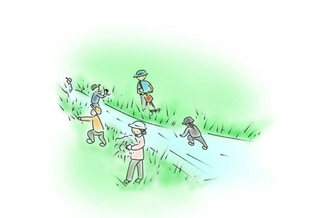 登園をしぶる息子の「これから」が見えた2人だけの川遊び