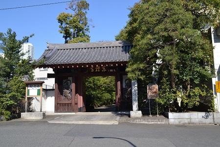 幕末歴史探索 国指定史跡「東禅寺」