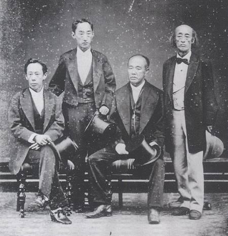 戊辰戦争後の松平容保公と松平家当主の変遷